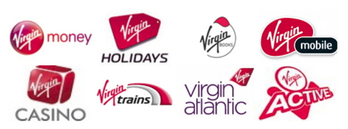 Virgin brands